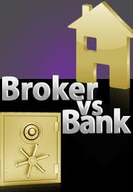Broker vs Bank